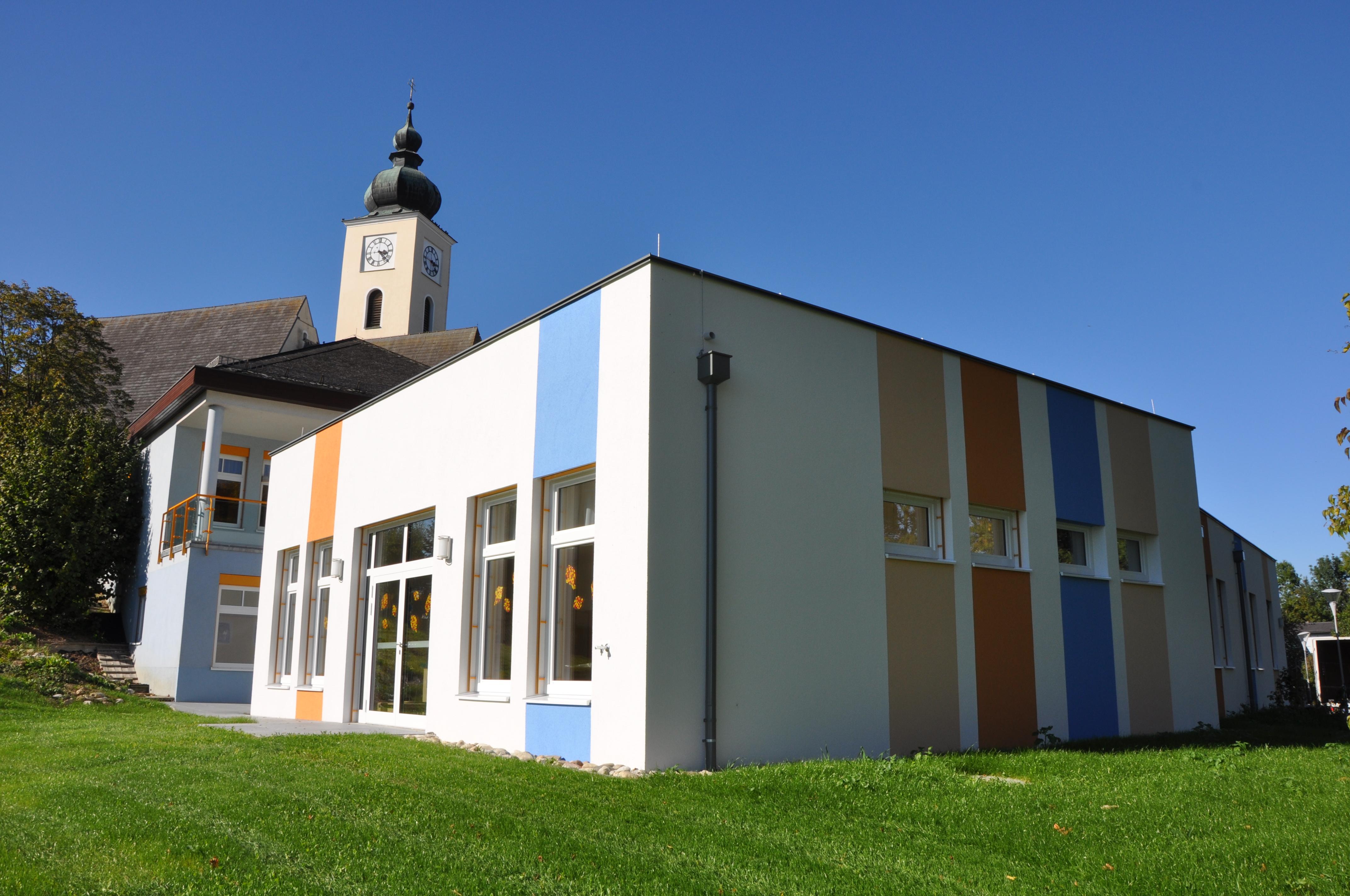 Kindergarten Ruprechtshofen